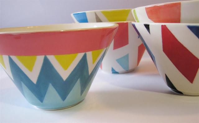 close geometric Token Ceramics