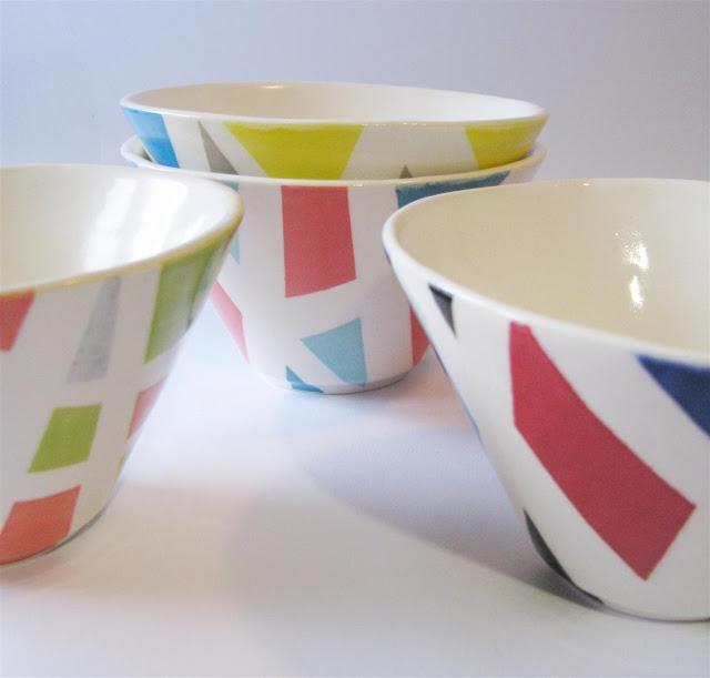 more geometric Token Ceramics