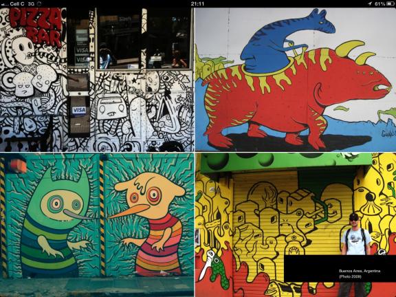Street Art Vol. 1 - Graeme Carr