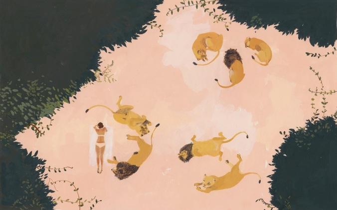 Katrin Coetzer - lions