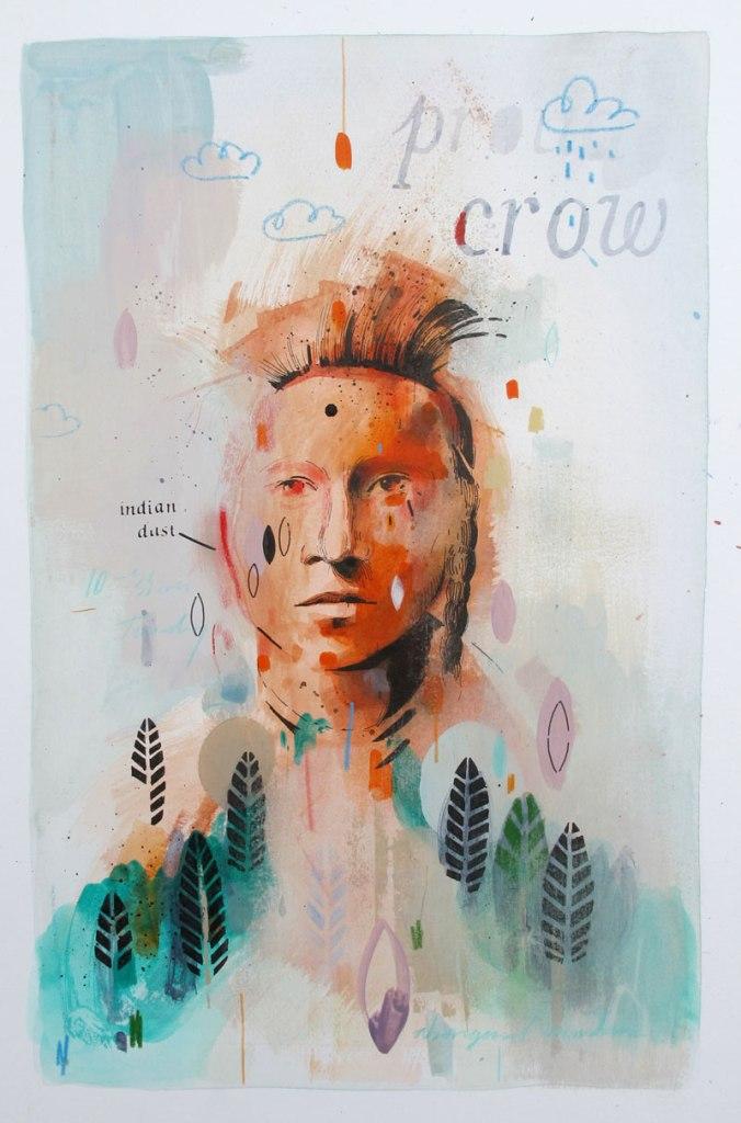 Crow - Andrew Sutherland