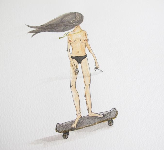 Skate  + Koos Groenewald