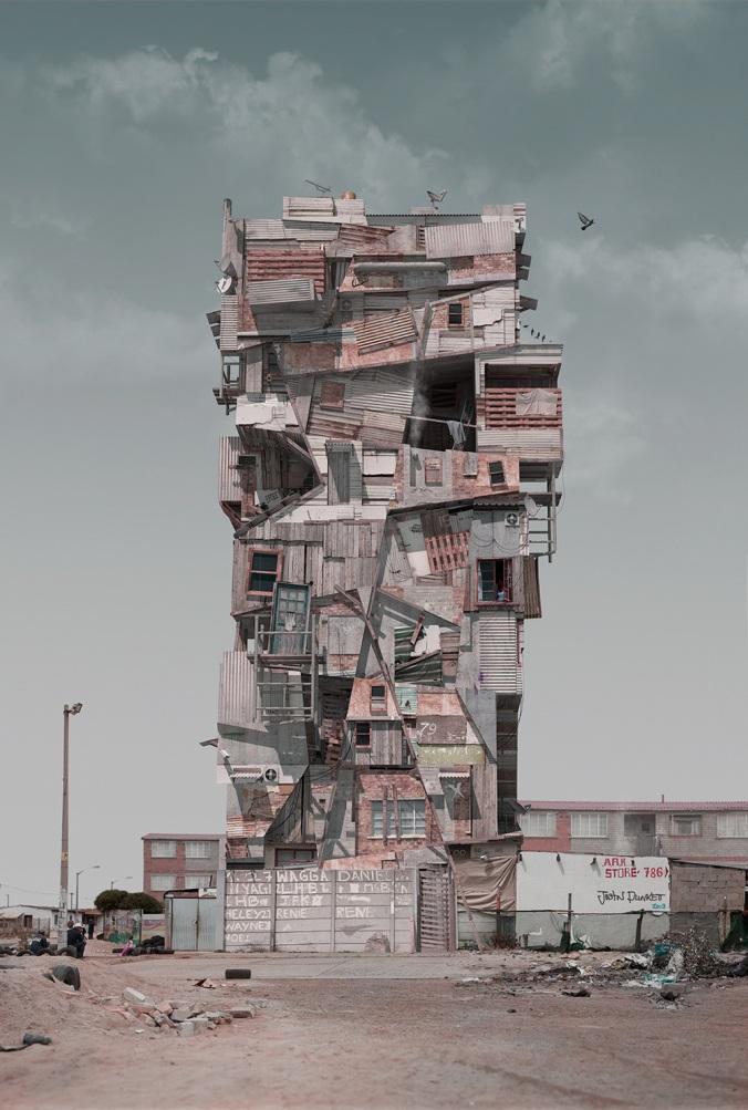 Skhayascraper - Justin Plunkett