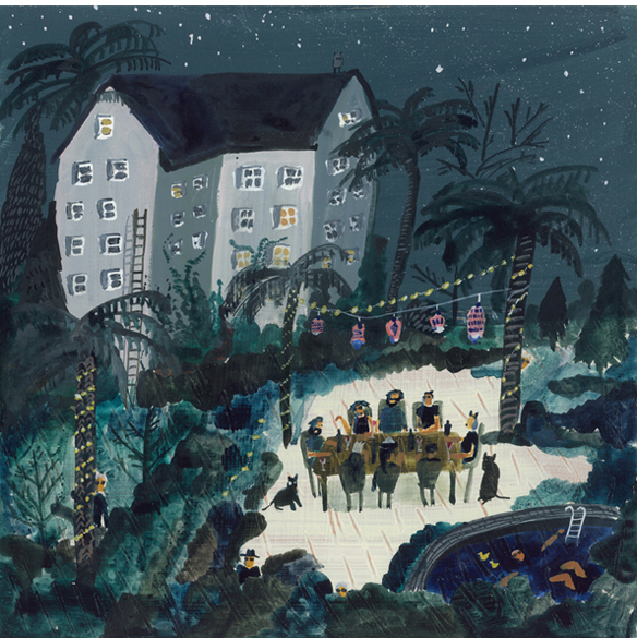 kirsten sims - 'the illustrators'