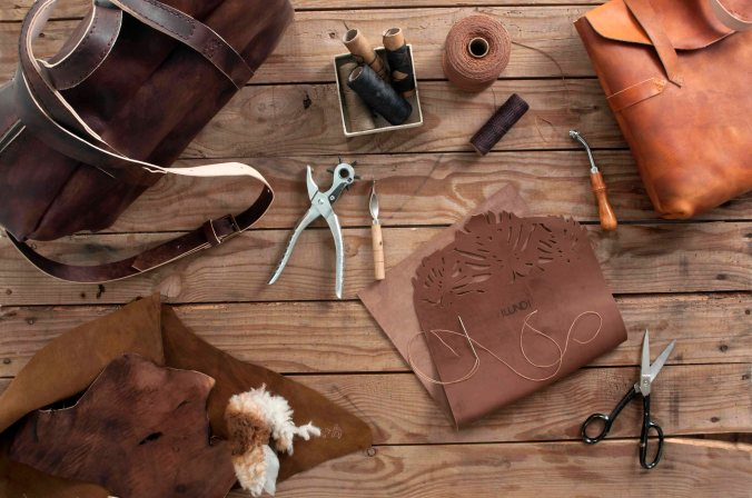 Illundi leather bags