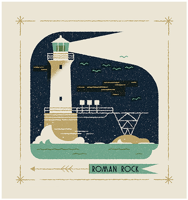 Lighthouses of Southern Africa | Studio Muti | Handsome Things