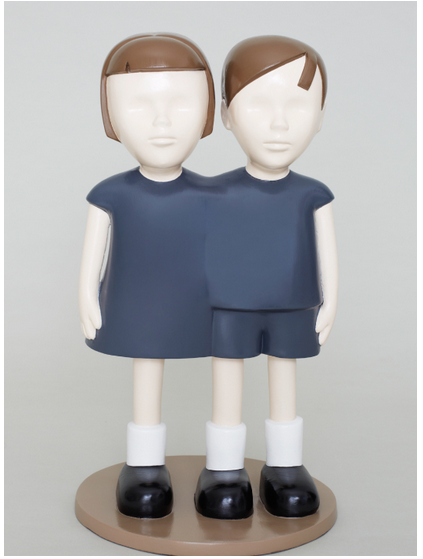 Justine Mahoney | Siamese Twins | Southern Guild Design Fair