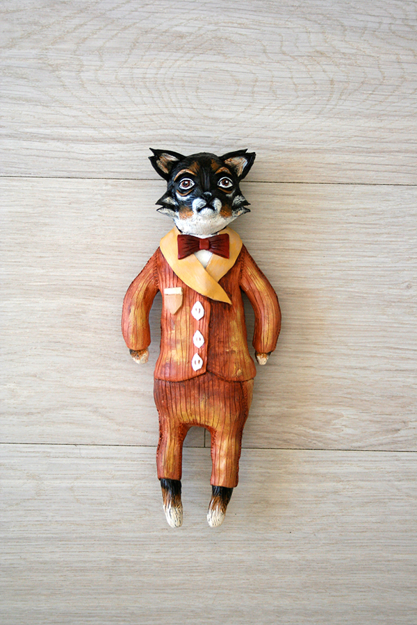 Mr Fox by Says Who