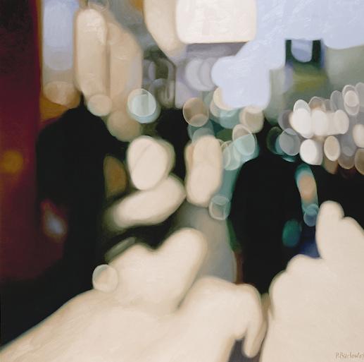 Philip Barlow - wonder_100cm_x_100_cm