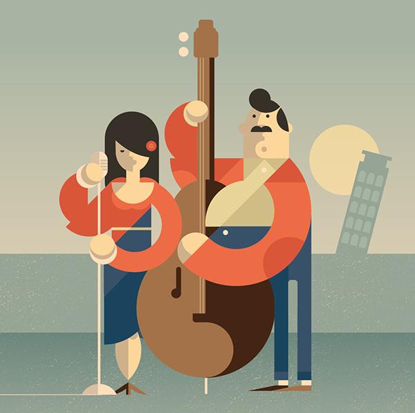 Illustration by Dylan Howe Jones