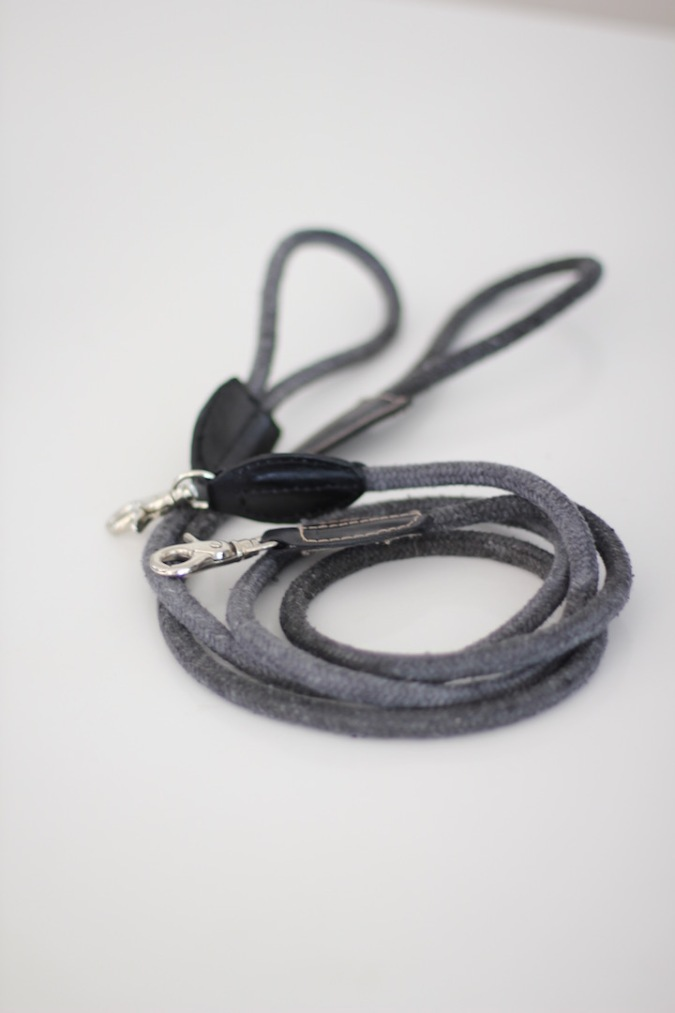 Benji + Moon | Handcrafted dog leads